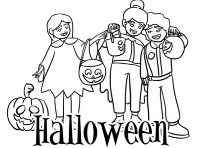 It's A Spooky One