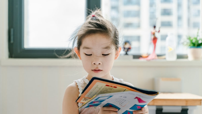 Teaching Your Child Reading Comprehension