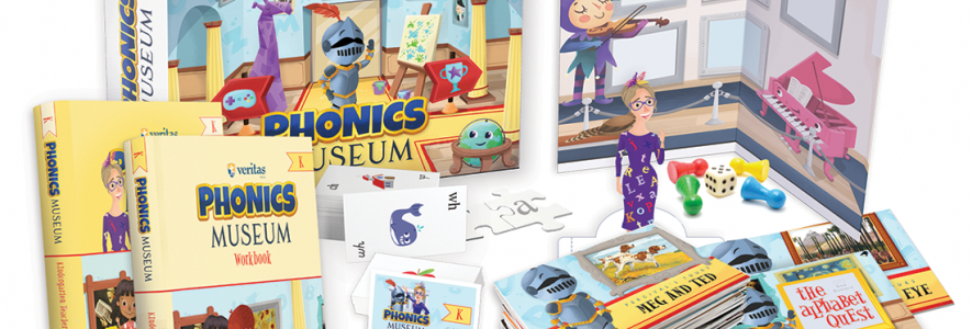 Have you heard about Phonics Museum Kits?